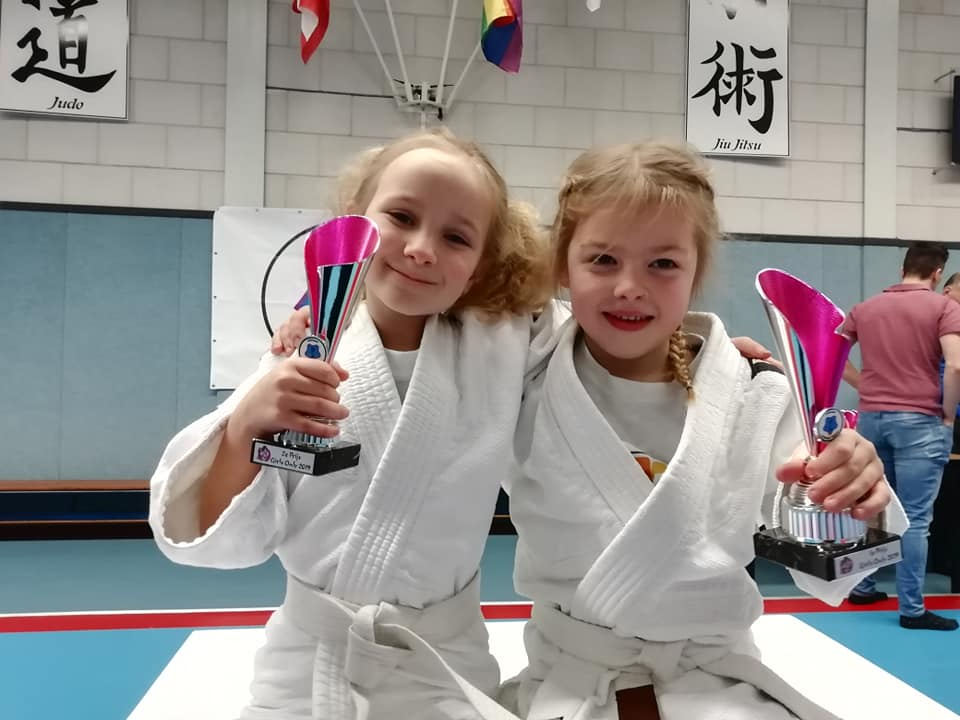 Queens succesvol in Alkmaar – Judo Kings